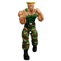 Street Fighter Ryu + Ken E Guile - Neca ( Pronta Entrega )