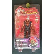 Street Fighter Skin Akuma Round 4 Sota Toys Capcom Rarissimo