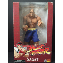 Action Figure Sagat Sota Toys Street Figther