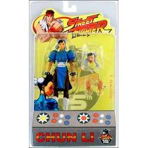 Chun Li Lacrado Street Fighter Sota Toys R.1 Marvel Dc Neca