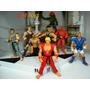 Street Fighter Blanka Guile Ken Ryu El Fuerte Seth Capcom