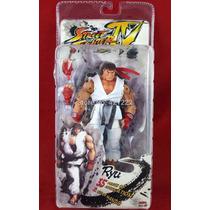 Boneco Street Figther Ryu 35 Pontos Articulados (neca)