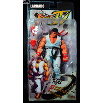 Ryu Street Fighter Branco Neca Action Figure Pronta Entrega