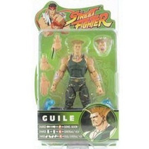 Guile Lacrado Street Fighter Sota Toys R.3 Marvel Dc Neca