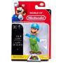 World Of Nintendo - Série 1 - Ice Luigi - Jakks Pacific