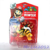 Action Figure - Bowser - Super Mario Bros - Nintendo