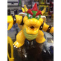 Boneco Bowser (copa) Turma Do Mario Bros Miniatura De 12 Cm