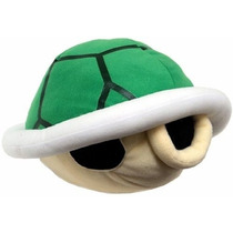 Pelúcia Koopa Troopa Com Som Super Mario