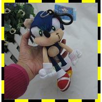 Boneco Sonic Hedgehog De Pelúcia 20 Cm - Pronta Entrega !
