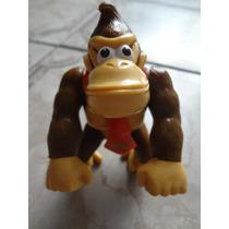 Boneco Colecionável Donkey Kong Figures - Novo