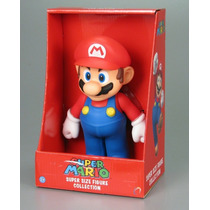 Boneco Super Mario - Banpresto - 20 Cm Super Size Collection
