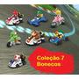Mario Kart 8 - Inclui Princesa Peach Mac Mcdonalds Mc Lanche