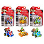 Bonecos World Of Nintendo Mário Kart Coin Racers
