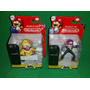 Wario + Waluigi - World Of Nintendo Boneco Miniaturas Figure