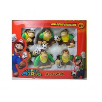 Donkey Kong - Mini Figure Collection - Soccer - Brasil