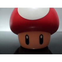 Mc Donalds Super Mario Bros - Cogumelo Impecável Funcionando