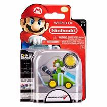 Mario Kart Coin Racers - Yoshi - Dtc - World Of Nintendo.