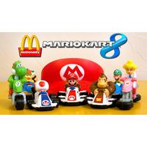 Boneco Mc Lanche Feliz - Mario Kart