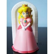 Princesa Peach Coleção Super Mario Mc Donalds Nintendo