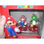 Mario Bros Banpresto Nintendo Yoshi E Mario 2 Bonecos!