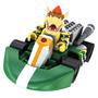 Carrinho Carro Mario Kart Bouser Montável Oficial Nintendo