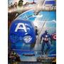 Capitão America + Máscara Kit Em Blister