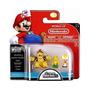 Micro Land Nintendo Mario: Bowser Koopa Toad - Frete Grátis