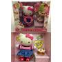 Boneca Musical Hello Kitty Parabéns Pra Você - Baby Brink