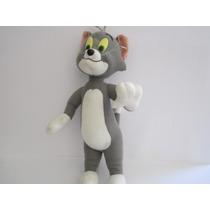 Gato Tom Brinquedo De Pelúcia