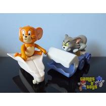 Tom E Jerry Bonecos Coleção Mc Donalds Desenho Hanna Barbera