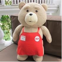 Urso Ted 46 Cm - Pelúcia - Importado - Pronta Entrega