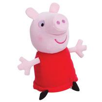 Pelúcia Peppa Pig - Peppa - 30 Cm - Estrela