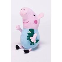 George Irmão Da Peppa Pig Em Plush Pronta Entrega
