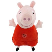 Pelúcia Peppa Pig Interativa Com Som - Estrela