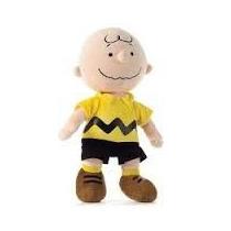 Pelúcia Charlie Brown Snoopy Lancamento