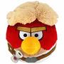 Pelúcia Angry Birds Star Wars Luke Skywalker 13cm Dtc