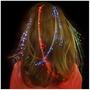 Fio De Cabelo Bling Brilho Pontos De Luz Pro Hair Iluminacao