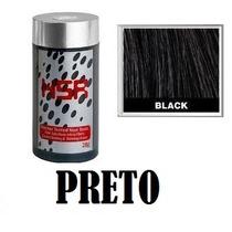 Hair So Real Black 28g Esconde Calvice Maquiagem Capilar