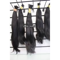 Cabelo Humano Natural Indiano 65 Cm 50gramas Mega Hair