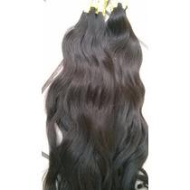 Cabelo 100% Humano P/ Aplique/mega Hair,70cm 150 Gramas