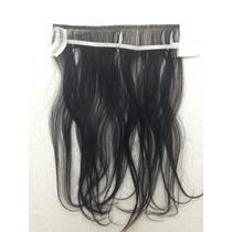 Mega Hair De Fita Adesiva Cabelo Humano Natural - 2 Tiras