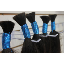 Cabelo Humano Para Mega Hair Ou Aplique De 70-75cm 1 Kg