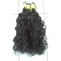 Cabelo Humano Para Mega Hair Ou Aplique De 55 Cm 50 Gr.
