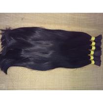 Cabelo Humano Natural 55cm - 50 Gramas