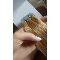 Mega Hair Aplique Fita Adesiva Importado