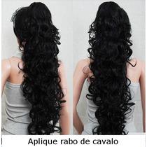 Aplique Mega Hair Rabo De Cavalo Longo Sintético