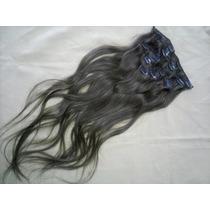 Mega Hair Cabelo 100% Humano 115g C/ Tic Tac 9 Peças Cor #r2