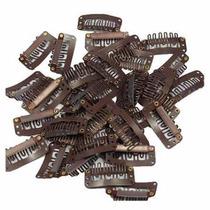 10 Presilhas Tic Tac Tamanho 2,8cm Ou 3,2cm Para Apliques