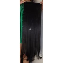Alongamento Aplique Tictac Cabelo Preto Mega Hair