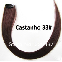 Mecha Tic Tac 3cm X 50cm - Castanho 33# - Frete Fixo R$6,00